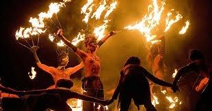 Beltane Fire Festiival