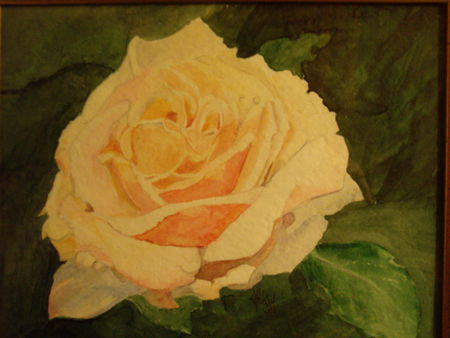 rose_aquarelle