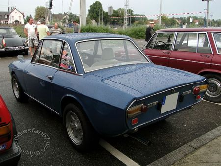 Lancia fulvia 3 coupe 1973 a 1976 Rencard de Haguenau 2