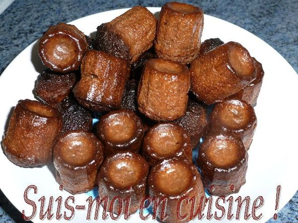 Cannelés Nutella 8