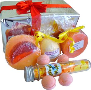 Ballotin de Bain Orange Gourmande