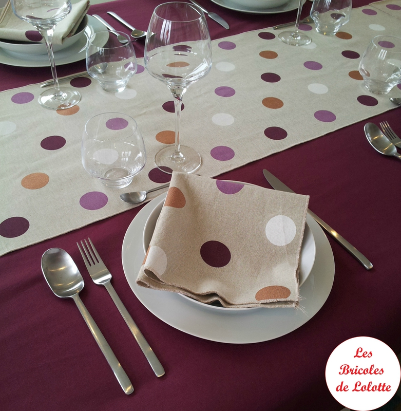 les bricoles de lolotte - deco de table 3 ans athénays3 copie