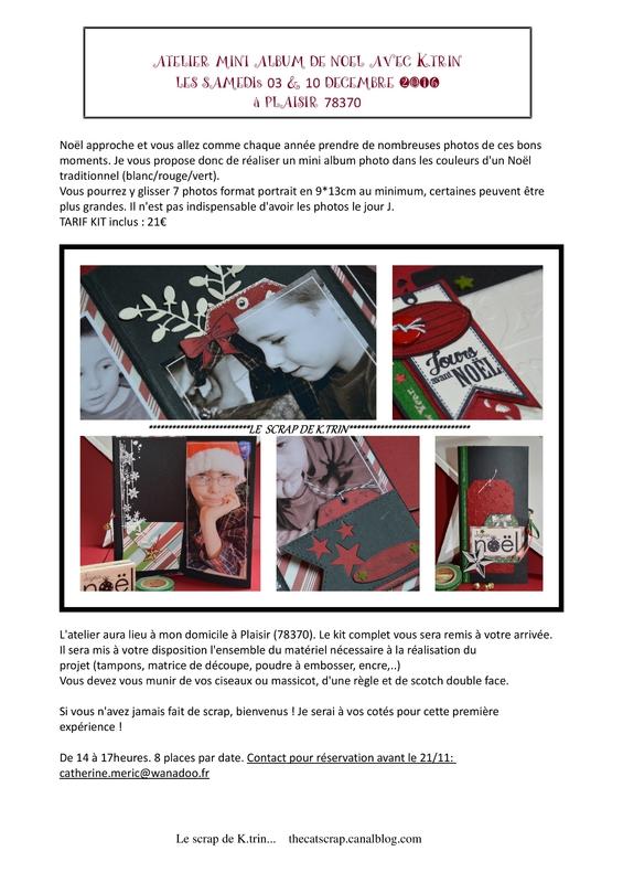 Flyer Joyeux Noël Blog 2
