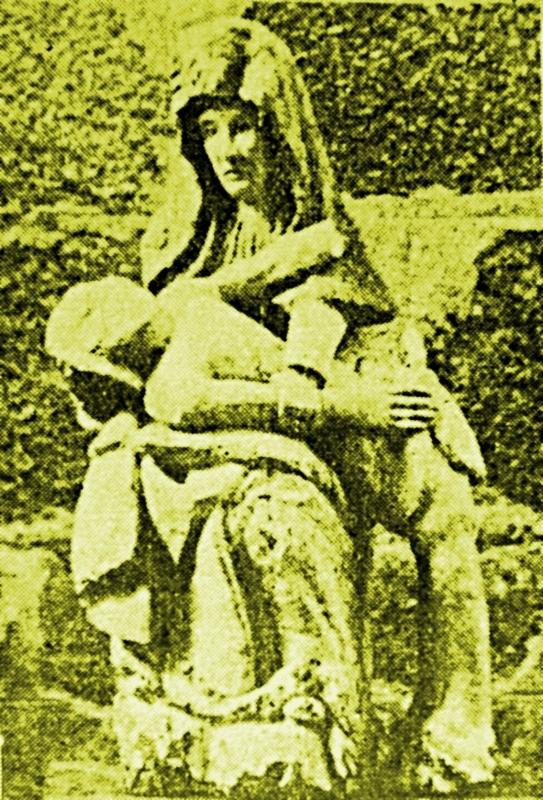 Pieta de La-Foret-du-Temple