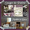 Agenda - stages de patines