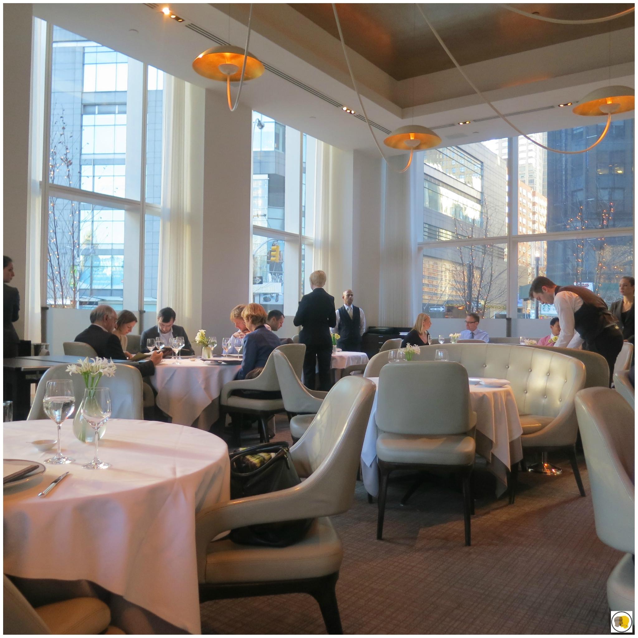Jean-Georges Restaurant - New York : Une Grande Table du Monde et ...