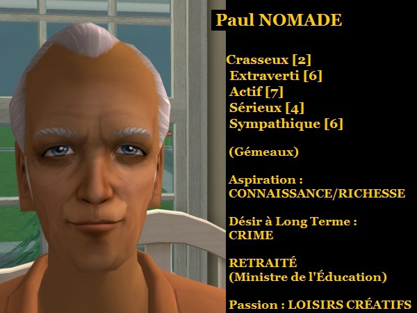Paul NOMADE