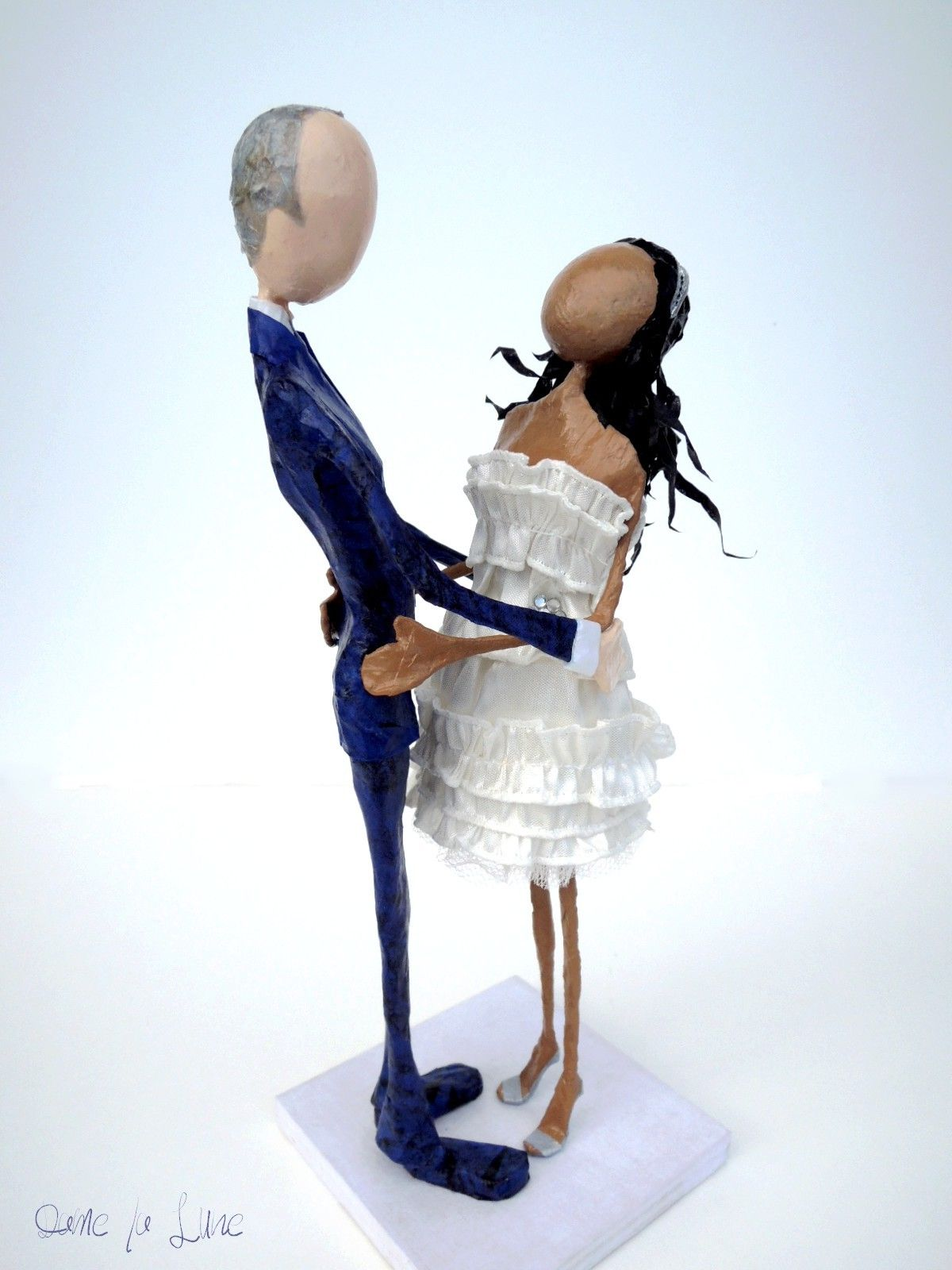 - DECOR MARIAGE figurines Siham
