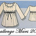 Challenge fait main mars 2011... l'élue