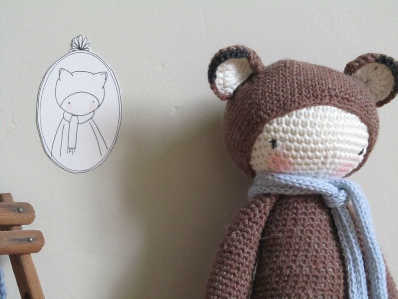 RENARD au crochet by LALYLALA (5)