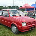 AUSTIN Metro 1.3 Red Hot 1989 Madine (1)