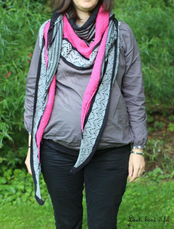 3colors cashmere shawl 5