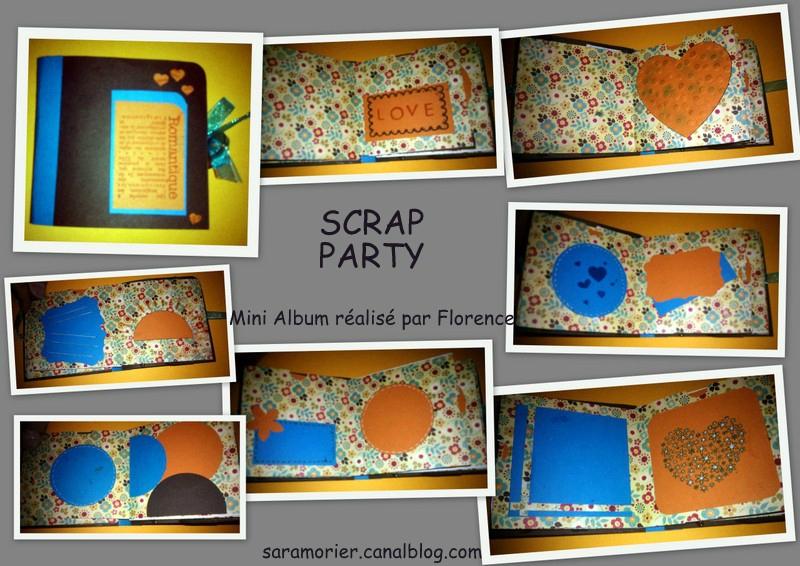 Scrap party florence album