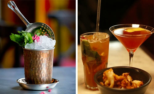 Dishoom drinks