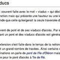 Pont ou Viaduc