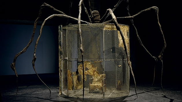 Largest overview presentation of Louise Bourgeois' Cell series opens at Haus der Kunst