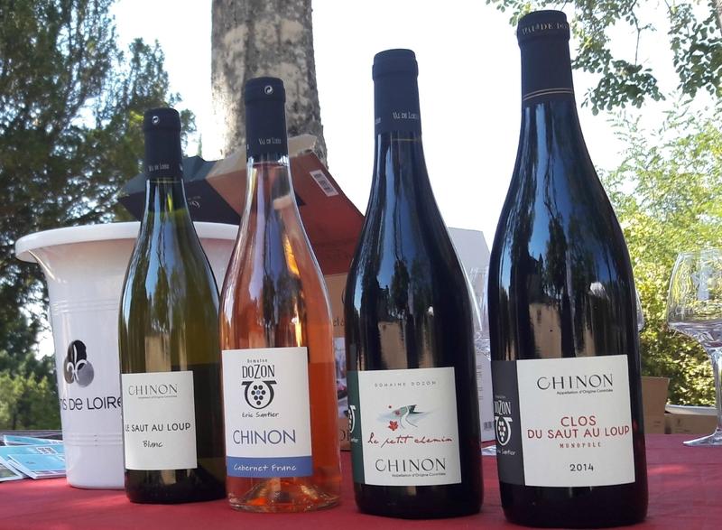 Vins Domaine Dozon - Chinon