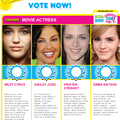 Votez pour kristen au kid's choice award