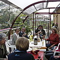 2013/05 Jardin Artbotanic + Chez Ghislaine