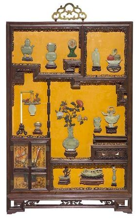 A_mixed_wood_wall_plaque_with_jade__hardstone_and_ivory_overlay_decoration