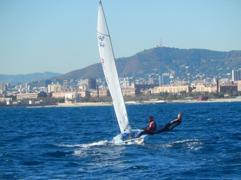 Arrivée à Barcelone, 15 novembre 2013