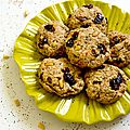 Cookies aux saveurs italiennes