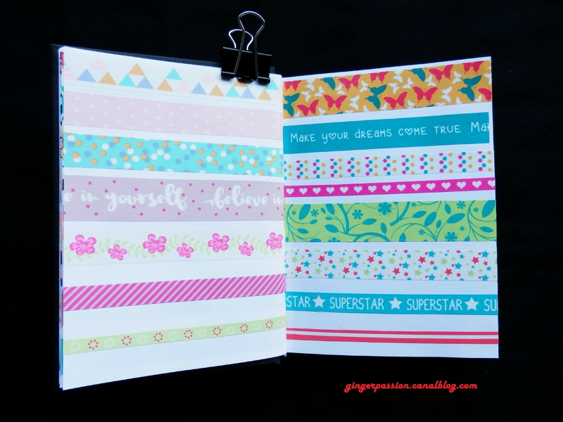 Collection Washi tape page 5