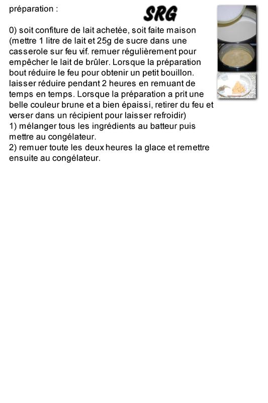 Helado de dulce de Leche (page 2)