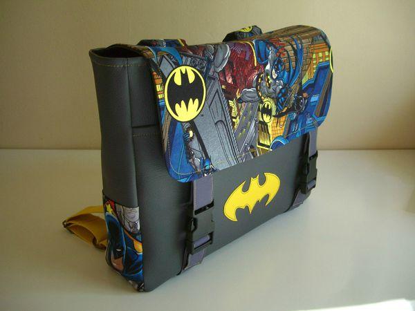 Cartable CP Pirate mavada Batman