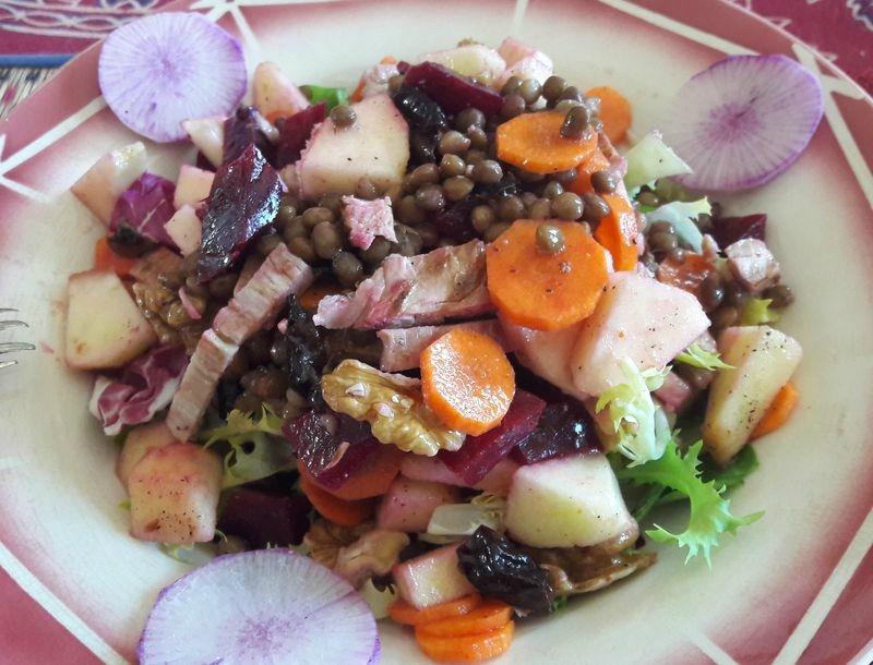 salade gurmande sucrée-salée (1)
