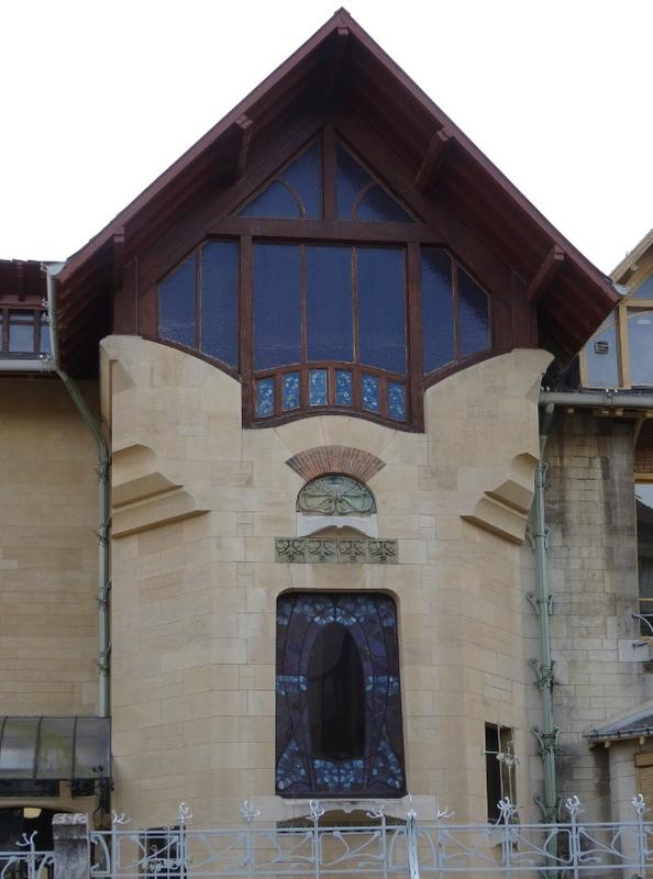 Villa Majorelle vitraux