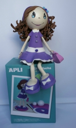 fofucha violette