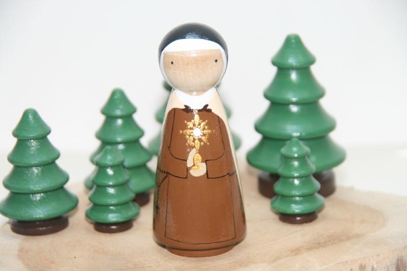 Sainte Claire d'Assisse
