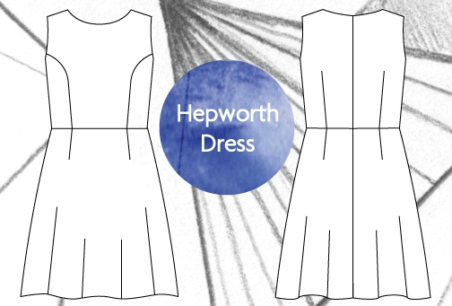 Sinbad & Sailor - Hepworth Dress