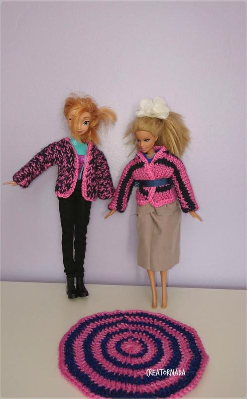 gilets Barbies 00