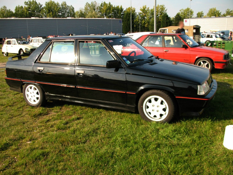 Renault 9 Turbo 1986 1989 Autos Croises