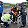 Lerarenkaart fietstocht 2013 - Levant - pitsstop - PB035346