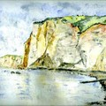 Eytigues (aquarelle)