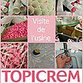 J'ai visité l'usine topicrem #mardibeauté (cadeaux)