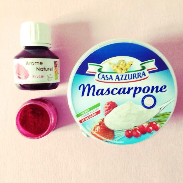 Mes cupcakes la rose gla age ultra facile pour tricher bleuchantilly - Glacage cupcake facile ...