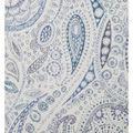 charlie's paisley bleu