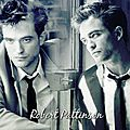 Robert pattinson - wallpapers & blends