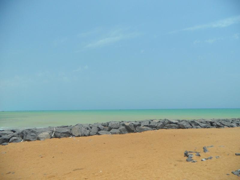 Aneho city beach