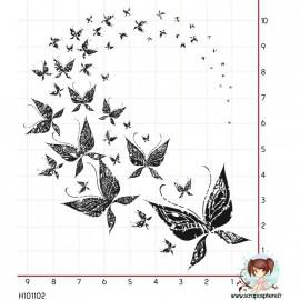 tampon-fond-envolee-de-papillons