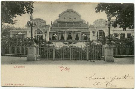 03 - VICHY - Casino