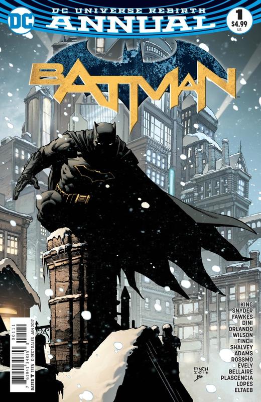 rebirth batman annual 01