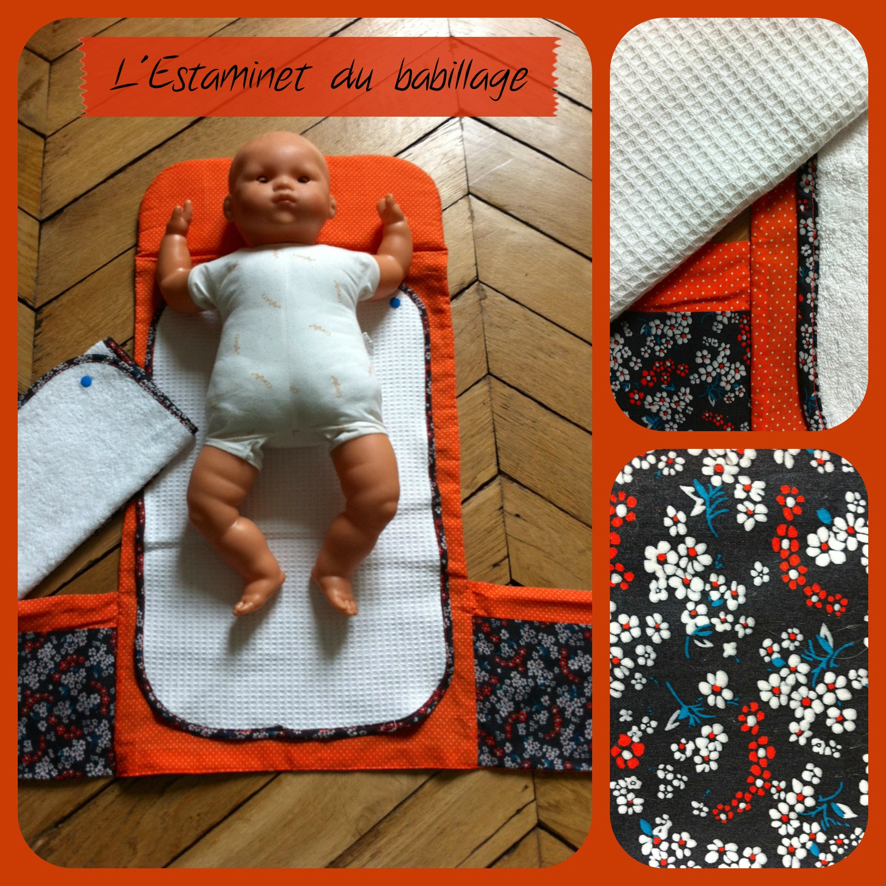Baby Box Pour Mini Boy Part 1 Le Tapis A Langer Nomade L