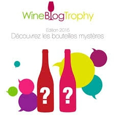 wine blog trophy