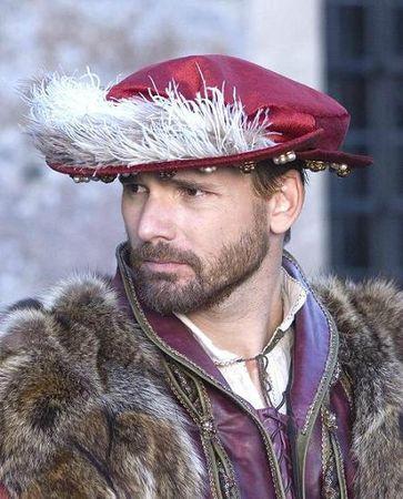 Henri VIII par Eric Bana