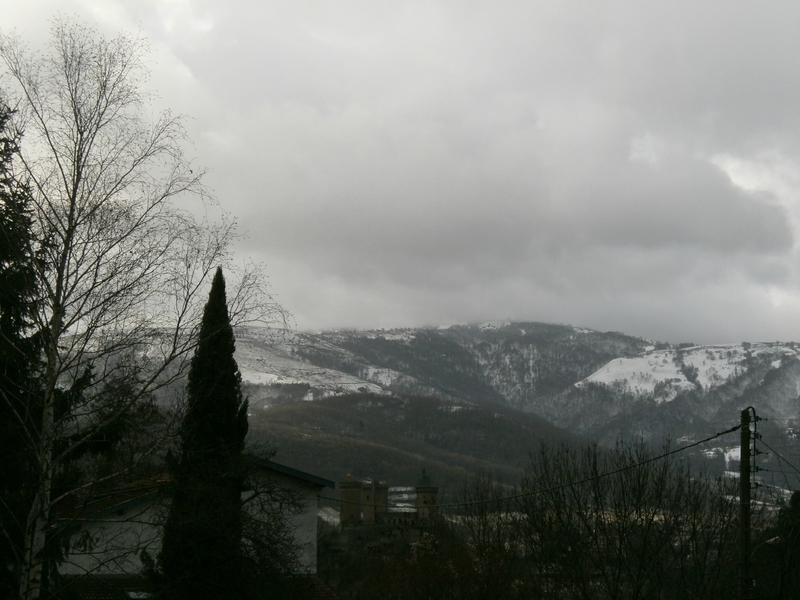 Jour de neige le 13 Janvier (1)